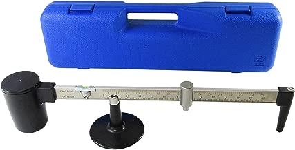 YUCHENGTECH Mud Hydrometer Liquid Densimeter Hydrometer Mud Scale Mud Balance Gravity Balance Areometer Range 0.96-2.5 g/ cm3 Accuracy 0.01g/cm3