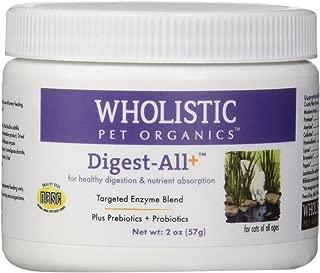 Wholistic Pet Organics Feline Digest-All Plus Supplement