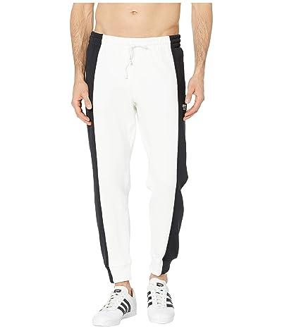 adidas Originals VCL Sweatpants (White/Black) Men