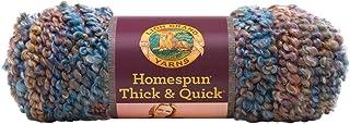 Lion Brand Yarn 792-407 Homespun Thick and Quick Yarn, Painted Desert