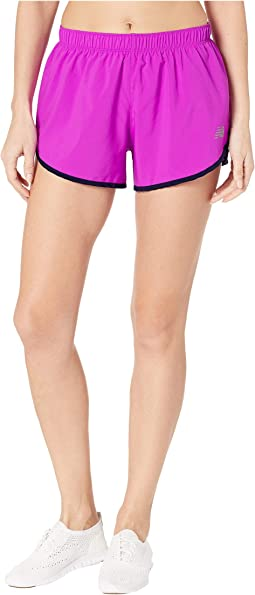 "Core 3"" Woven Shorts"