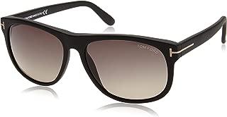 Tom Ford FT0236 Olivier Sunglasses 02D Matte Black