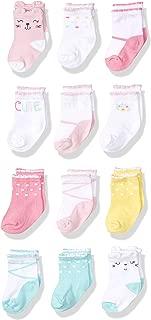 Onesies Brand - Calcetines para bebé (12 pares)