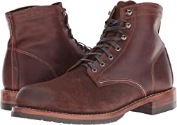 Dark Brown Leather/Suede