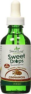 Sweet Leaf Liquid Stevia Sweetner, Cinnamon - 2 oz - Liquid