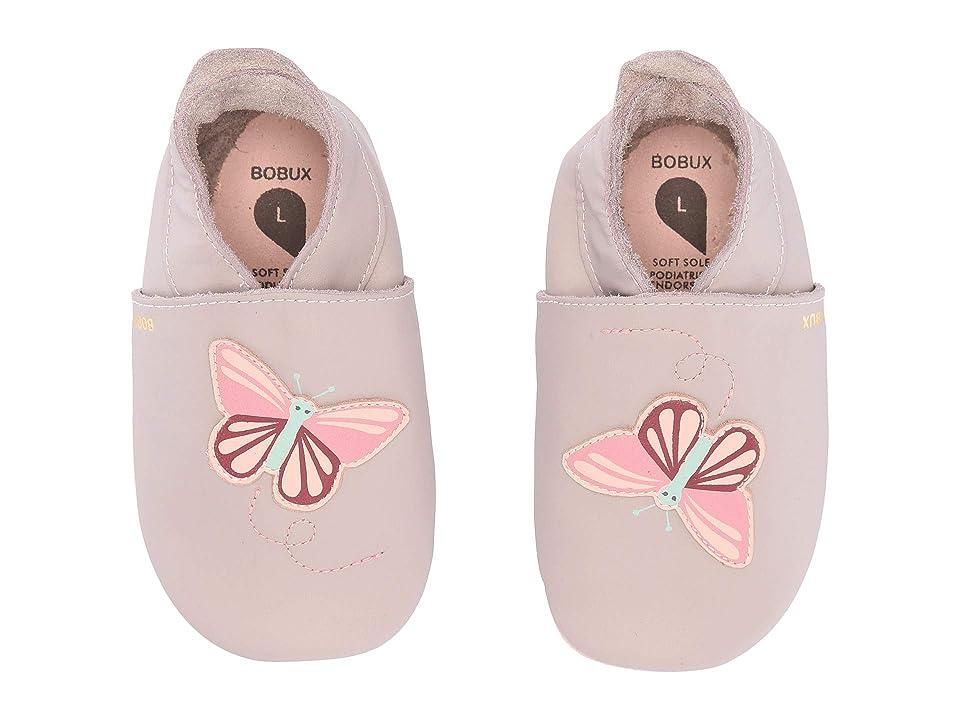 Bobux Kids Soft Sole Butterfly (Infant) (Lilac) Girl