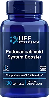 Life Extension Endocannabinoid System Booster, 30 Count