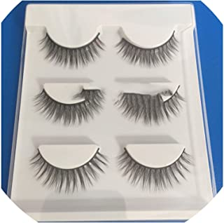 Packaging 150 Pairs Strip Mink False Eyelashes Supplier Private Label Optional Style Makeup 3D Lashes,35