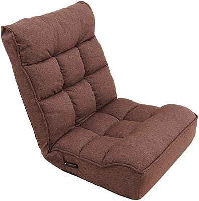 ドウシシャ ゆったりワイドレバー式座椅子 BR
