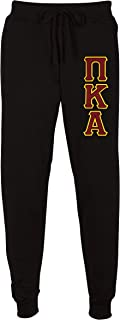 Pi Kappa Alpha Embroidered Twill Letter Joggers
