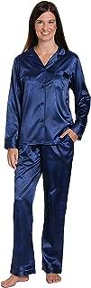 Satin Pajamas for Women - Silky Soft Pajama Set for Women