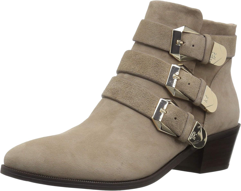 Taryn pink Womens Samantha Ankle Boot