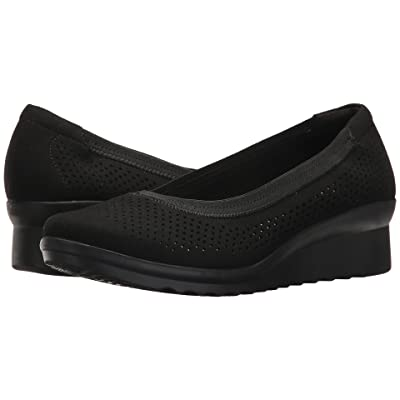Clarks Caddell Trail (Black Textile) Women