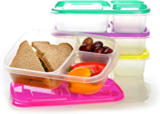 Best easylunchboxes 3 compartment bento Reviews