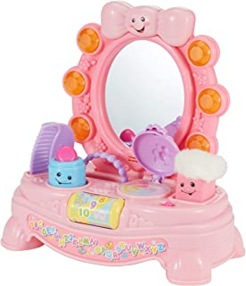 Fisher-Price Laugh & Learn Magical Musical Mirror [Amazon Exclusive] (Renewed)