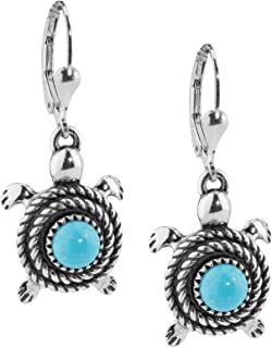navajo earrings silver