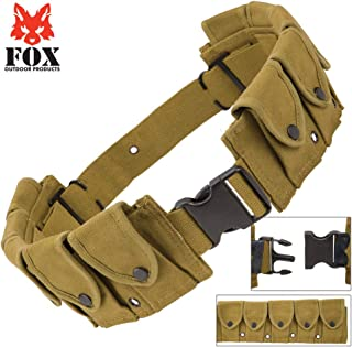 Fox Outdoor Products Military Belt