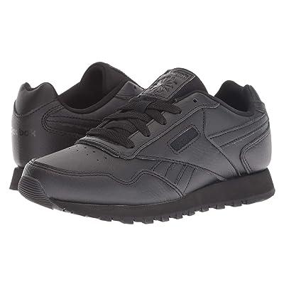 Reebok Kids CL Harman Run (Little Kid/Big Kid) (Black/Black) Kids Shoes