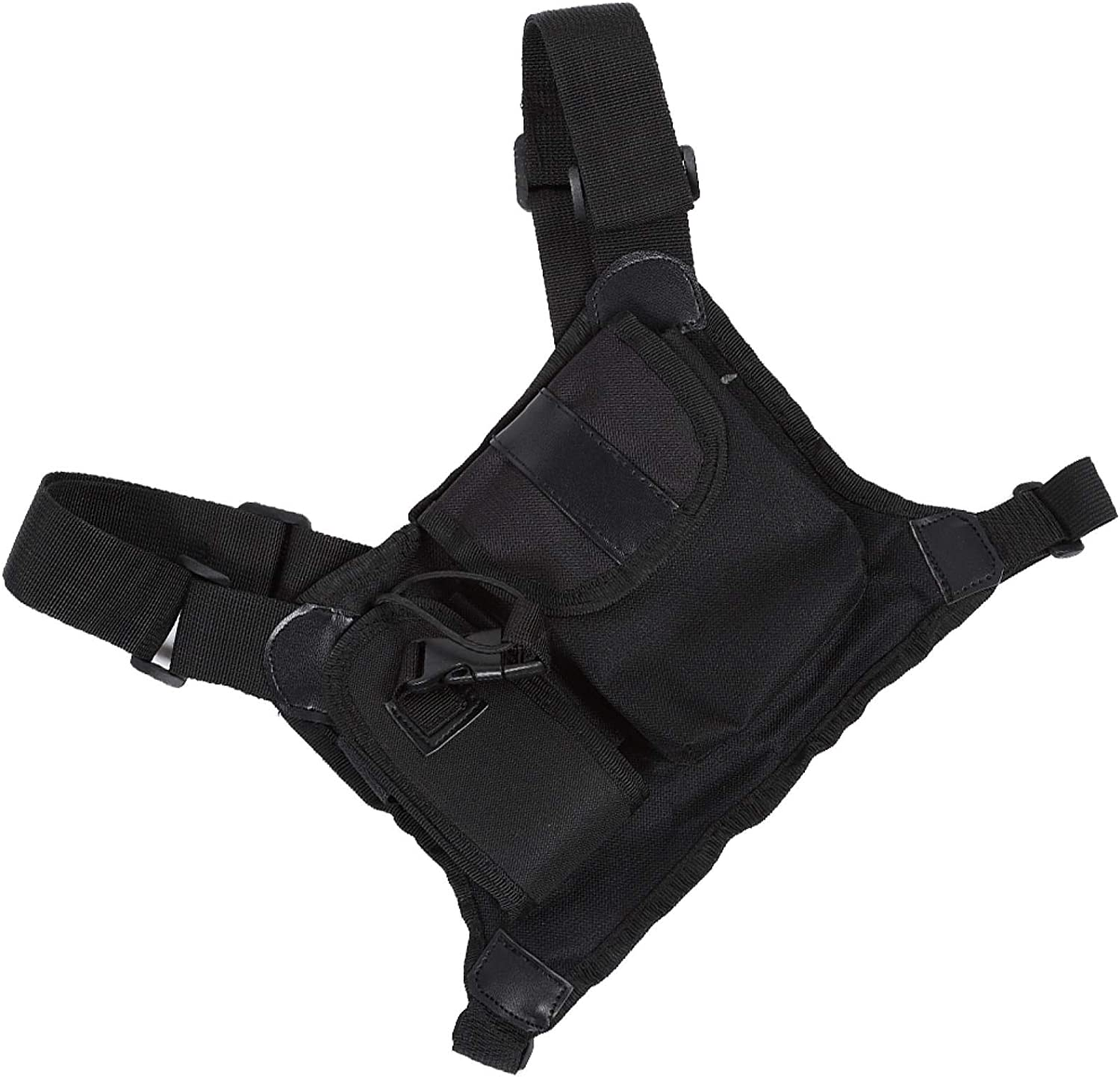 Chest Harness Pack Durable Portable Pouch sold out OFFicial site Safe with Front