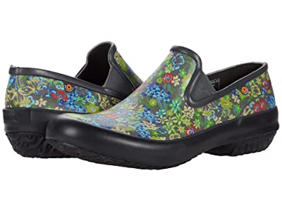 Bogs Patch Slip-On Night Garden Women