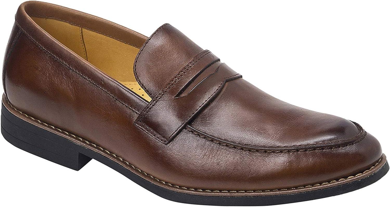 Sandro Moscoloni Men's Mundo Brown Loafer