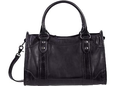Frye Melissa Satchel (Ocean) Satchel Handbags