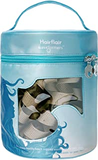 Waveformers hair curlers Styling kit Beach wave curls: 20 No Heat Hair curlers and 1 Styling Hook for Extra Long Hair up t...