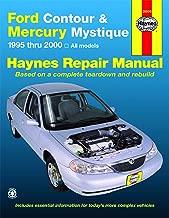 Best 2000 ford contour repair manual Reviews