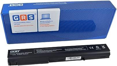 GRS Notebook Akku f r HP Compaq NX7400  NX7300  ersetzt  412918-721  417528-001  HSTNN-CB30  HSTNN-OB06  372771-001  HSTNN-LB30  HSTNN-DB06  Laptop Batterie 4400mAh  10 8V