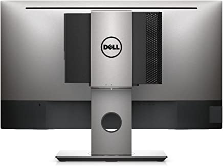 """Dell MFS18 Compact Micro Form Factor All-in-One Stand supports 19"""" to 27"""" Dell Ultra Sharp and P models"""