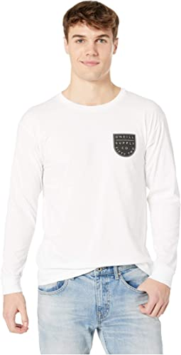 Mellow Long Sleeve Screen Tee