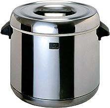 Zojirushi RDS-600 6-Liter Thermal Rice Warmer, Stainless Steel