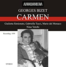 Carmen (Sung in Italian): Act II: Ragazza, di' un po (Escamillo)