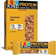 KIND Protein Bars Toasted Caramel Nut Gluten Free 12g Protein 1 76oz 12 Count Estimated Price : £ 23,00