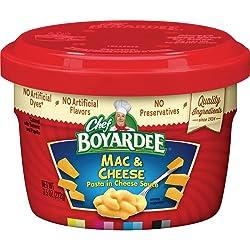 Chef Boyardee Mac & Cheese, 7.5 Oz.