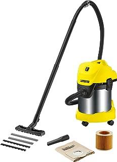 Karcher 1.629-840.0 WD 3 Premium Multi-Purpose Vacuum Cleaner Yellow