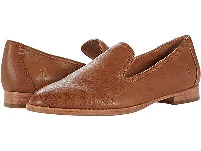 Frye Grace Venetian (Cognac Tumbled Leather) Women