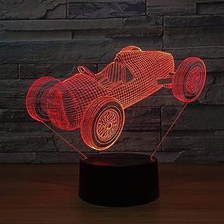 Motiv 1 Cars 3 Nachttischlampe konisch, 38cm
