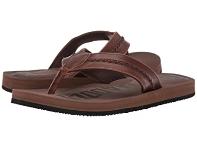 Steve Madden Eloy (Brown) Men
