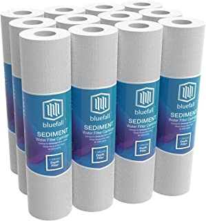 """1 Micron Sediment Filter 10"""" x 2.5"""" Whole House Water Filter Sediment Water Filter Replacement Cartridge Compatible with A..."""