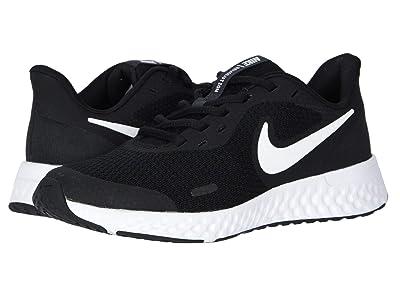 Nike Kids Revolution 5 (Big Kid) Boys Shoes