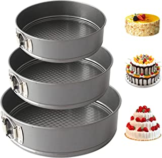 RBV Birkmann Backformen Set Easy Baking, 3 teilig anthrazit