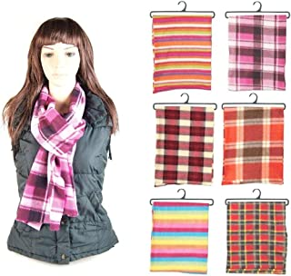 Wholesale Lot of 12 Ladies Scarfs Scarves Assorted Perfect Stocking Stuffer
