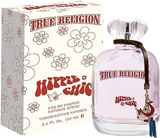 True Religion Hippie Chic Eau De Parfum Spray for Women, 3.4 Ounce
