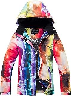 APTRO Women's Mountain Ski Jacket Waterproof Windproof Snowboard Coat Rain Jacket