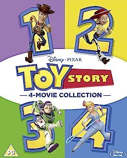 Toy Story 1-4 Boxset [Italia] [Blu-ray]