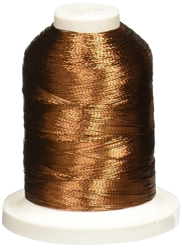 Robison-Anton J Metallic Thread, 1000-Yard, Brown