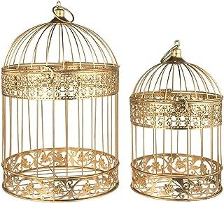 Best gold birdcage card holder Reviews