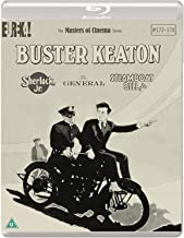 Buster Keaton: 3 Films(Sherlock Jr., The General, Steamboat Bill, Jr.) [Masters of Cinema]