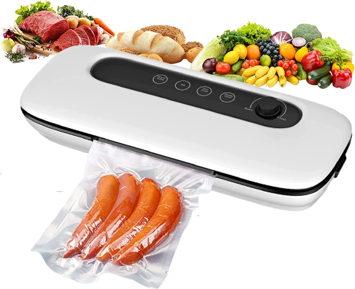 Vacuum 67% OFF of fixed price Sealer Machine XIVECPR for Food Atlanta Mall Automatic S